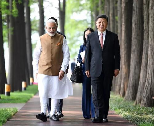 """莫迪问习近平:能否讲一讲中国的""""新时代"""""""