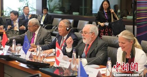 第二届气候行动部长级会议在布鲁塞尔召开
