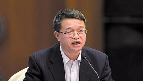 广东省委常委曾志权涉嫌严重违纪违法被审查调查