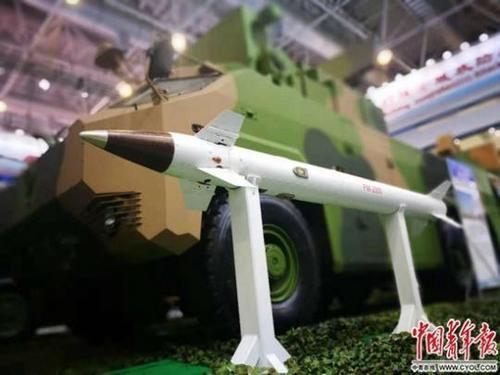 """飞龙、飞�B等亮相中国防空导弹""""组团秀""""航展夺目"""