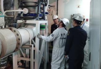 河北海事局开展中国首次港口国监督检查
