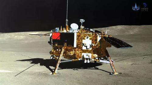 嫦娥四号着陆器于今晨自主唤醒开始第三月昼后续工作
