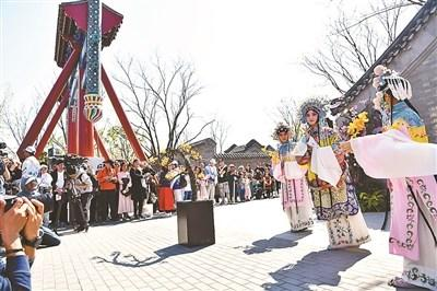 北京世園會昨迎6.4萬人入園中國館成世園會最熱門景點