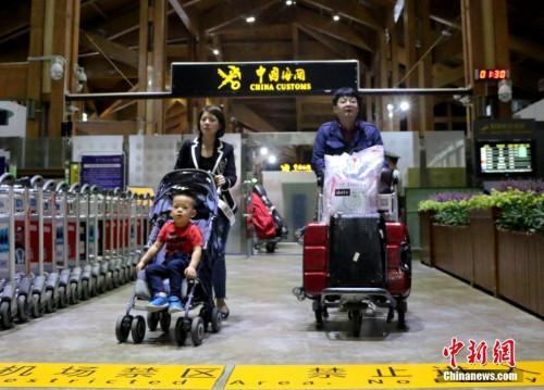 海南将逐步实现给予免签入境人员30日以上停留期限