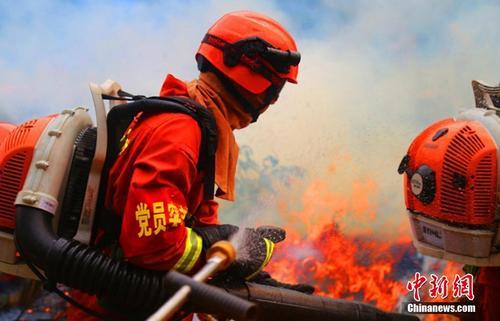 全国拟招录21806名消防员报名者已超过4.6万人