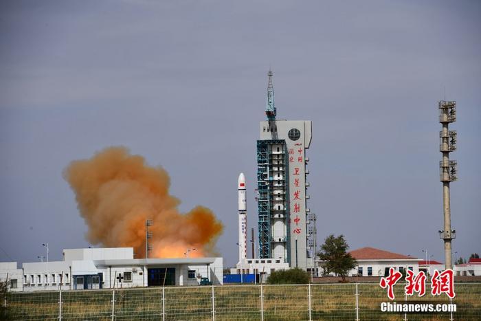 圆满成功!中国成功发射高分九号02星、和德四号卫星