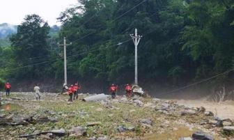 贵州正安发生严重山洪灾害 目前造成5人遇难