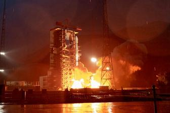 """长三乙火箭""""瘦身""""成功 运载能力提高50公斤"""
