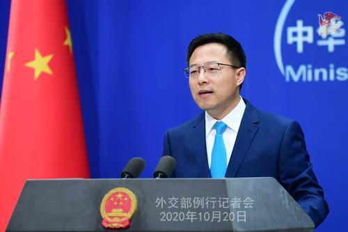 外交部就中国经济逆势上扬、涉疆涉藏问题等答问