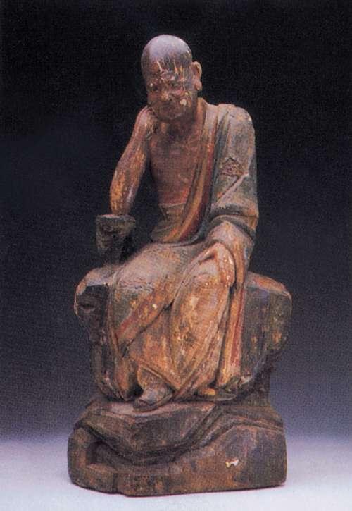宋代木雕自然传神(图)