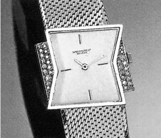 古机械腕表的外壳(图)