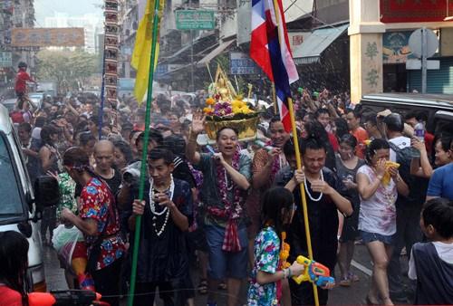 泰国人新年