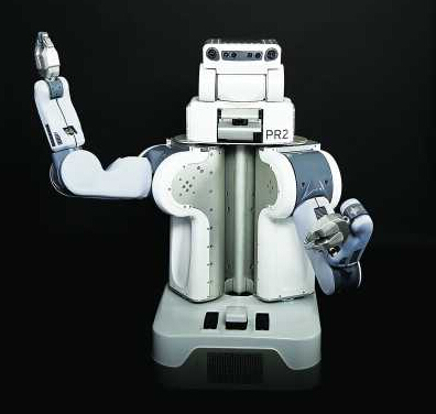 会叠衣服的机器人