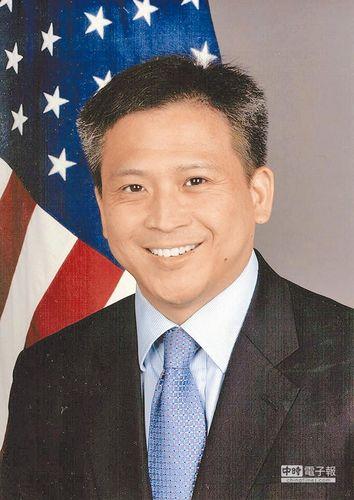 """中国时报:美国将派梅健华""""管控""""民进党"""