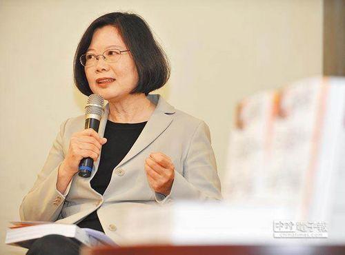"""旺报:蔡英文心虚再次割国民党""""政绩稻尾"""""""