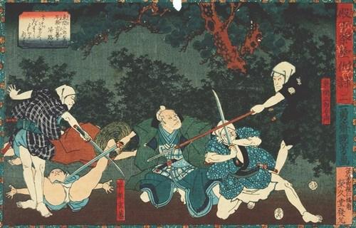 """日本""""仇讨文化"""":正义的代价,血腥的复仇"""
