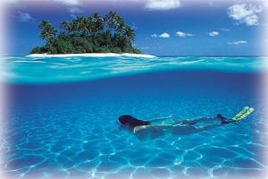 马尔代夫:阳光多 美女多 300
