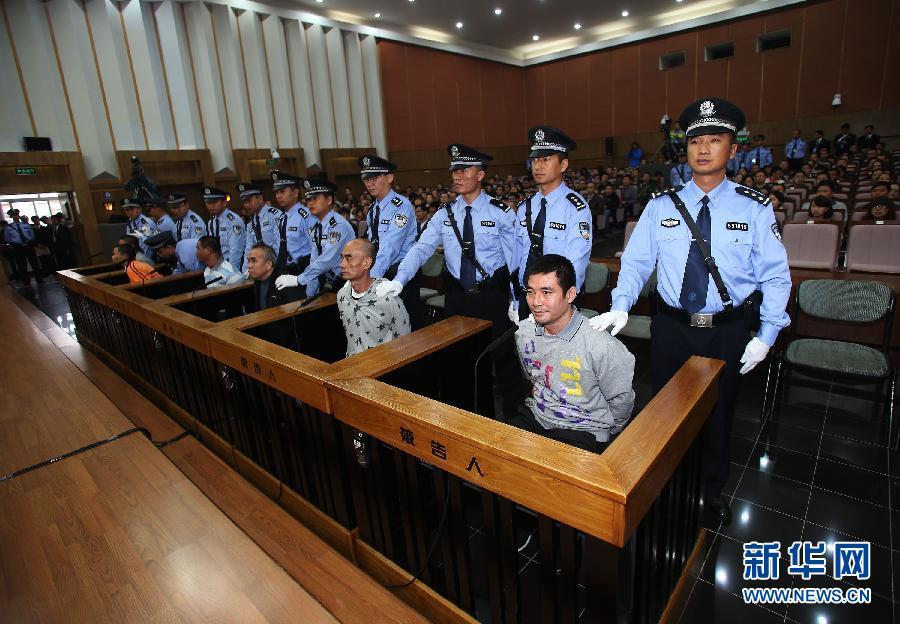 直击:湄公河案庭审现场 中新网