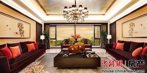 """最新""""中国十大超级豪宅""""一半在京沪"""