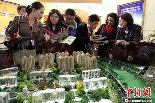 """前11个月中国50城市""""卖地""""收入超3万亿 杭州居首"""