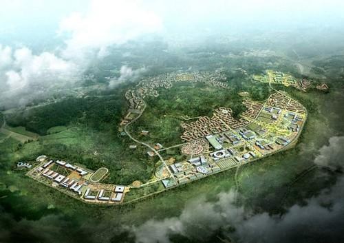 韩国政府建国际英语城 欲吸引中国富裕学生