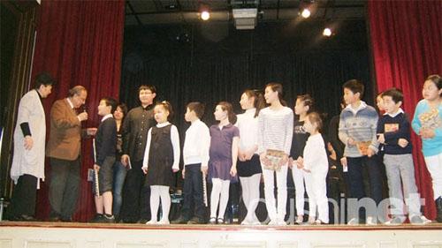 华裔青少年巴黎3区举办演奏会 丰富居民文化生活