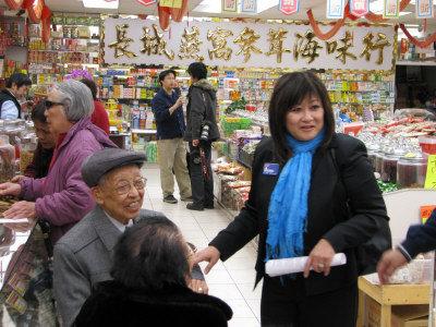 40万华裔票成关键大温哥华华裔候选人胜率或大增