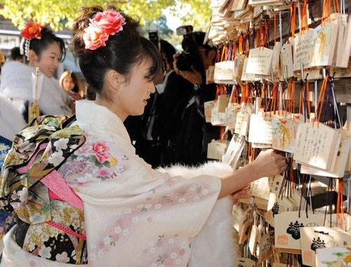 日本和服上的秘密-中新网