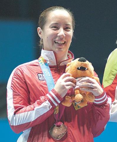 加拿大华裔奥运选手再增一人港移民后代角逐花剑