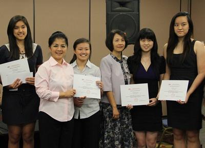 中国旅美专家协会举行成立20周年庆祝活动