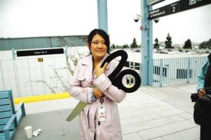 美国洛杉矶大都会交通局任命首位中文发言人