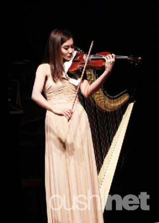 旅法中国小提琴家黎雨荷获国际音乐大奖赛季军