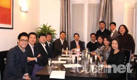 法国华人律师协会召开年会将继续公益法律咨询
