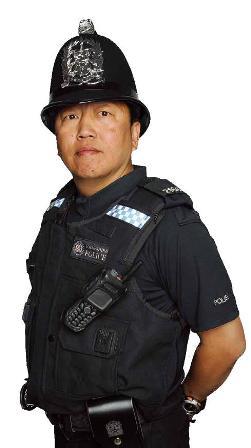 英国警察华裔面孔少旅英华人沟通不畅常吃哑巴亏
