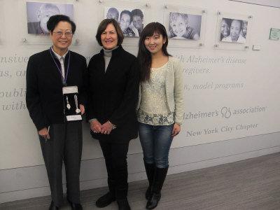美慈善组织设阿兹海默症中文辅导吁华人患者求助