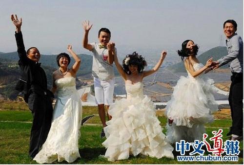 在日华人多认同子女国际婚姻 体认文化理解代
