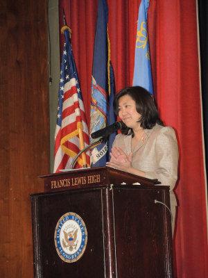 美华裔国会议员庆就职百日谈未来力推移民改革