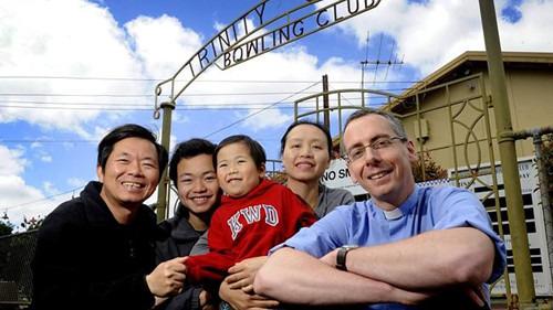 澳洲华人新移民涌入教会学语言及文化图片