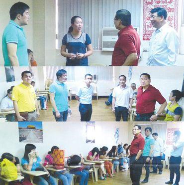 菲律宾21名遭抓扣中国人移交至菲华商联总会看管