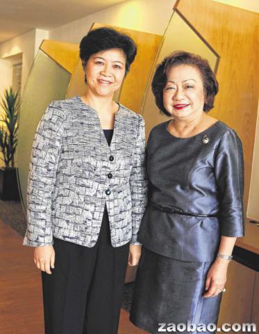 两华人女性夺得新加坡资讯科技领袖奖最高荣誉