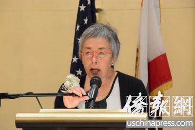 美华裔参议员刘璇卿表彰29位杰出女性领袖(图)