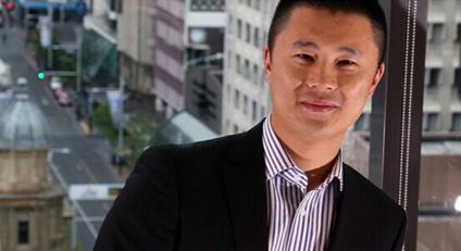 新西兰华裔银行主管:英语最重要 文化不能忘