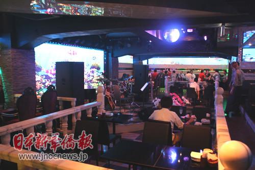 旅日新华侨开国际音乐餐厅 音乐促交流谱写新篇