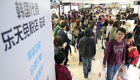 韩媒:韩国彩妆成中国海淘族首选 销售达3.31亿元