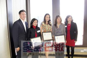 加州华裔女官员讲述从政道路分享成功经验(图)