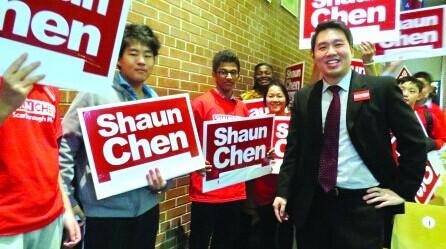 加拿大联邦自由党提名人选举举行 华裔陈圣源胜出