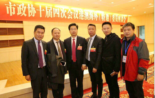 温州市长对话海外侨胞汇侨智、聚侨力发展温州