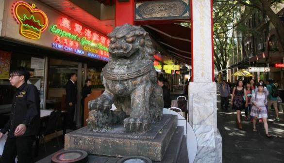 悉尼各城区华人占比好先生围最多超五成(希冀)