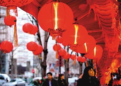 海外唐人街正经历转型之痛问题多面临取舍(图)