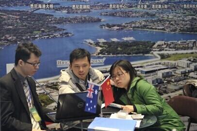 澳洲媒体:中国买家精明赴澳洲购房追求高回报